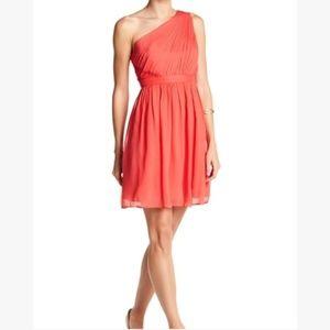 J. Crew Kylie Silk Chiffon Dress - Size 4